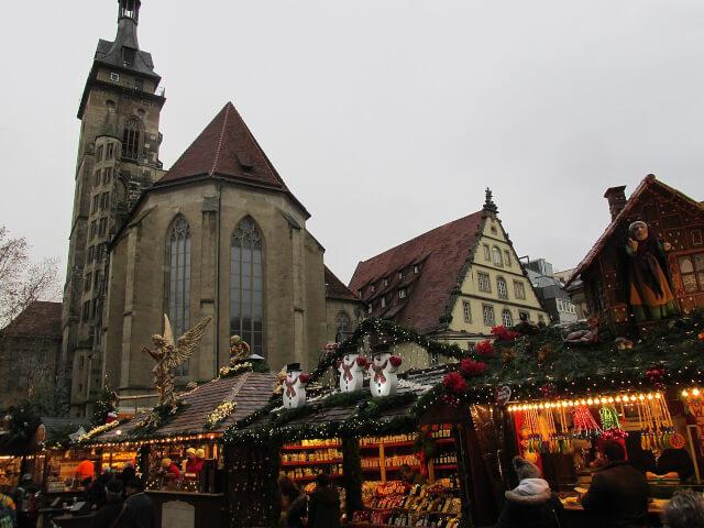 シュトゥットガルト クリスマスマーケット