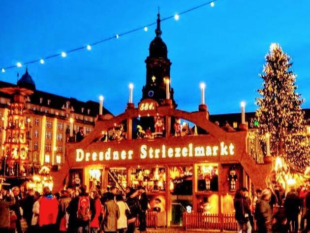2019年版!ドイツのクリスマスマーケット