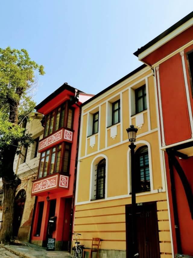 ブルガリア プロヴディフ