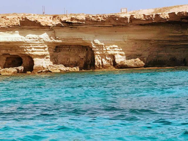 キプロス島 ブルーラグーン