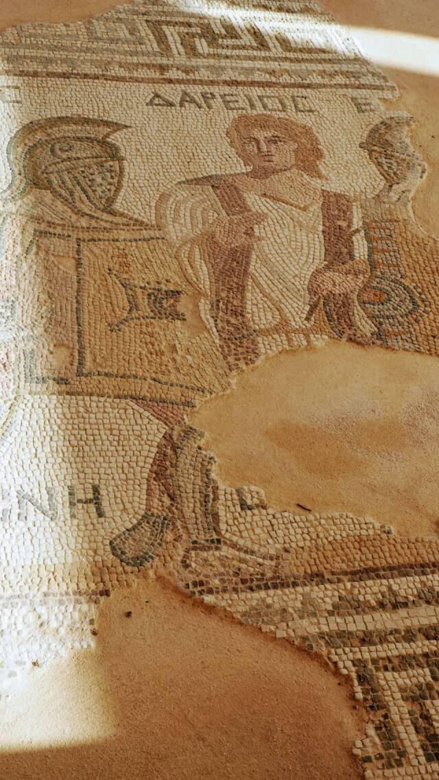 キプロス島 遺跡