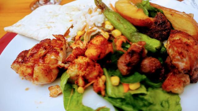 キプロス島 トルコ料理
