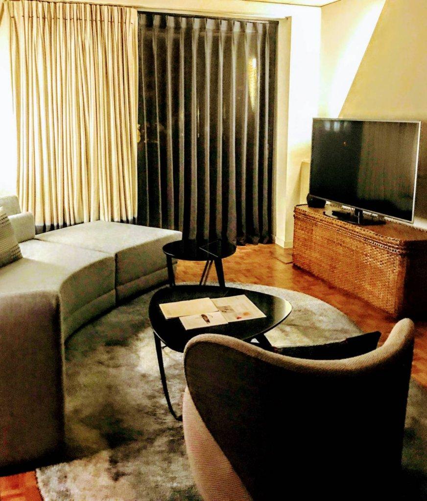 ロンドン ノブホテル