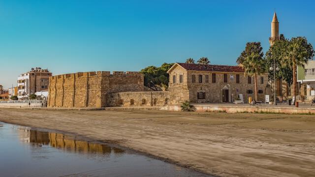 キプロス島 ラルナカ要塞