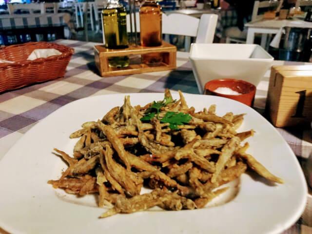 キプロス島レストランポタマス