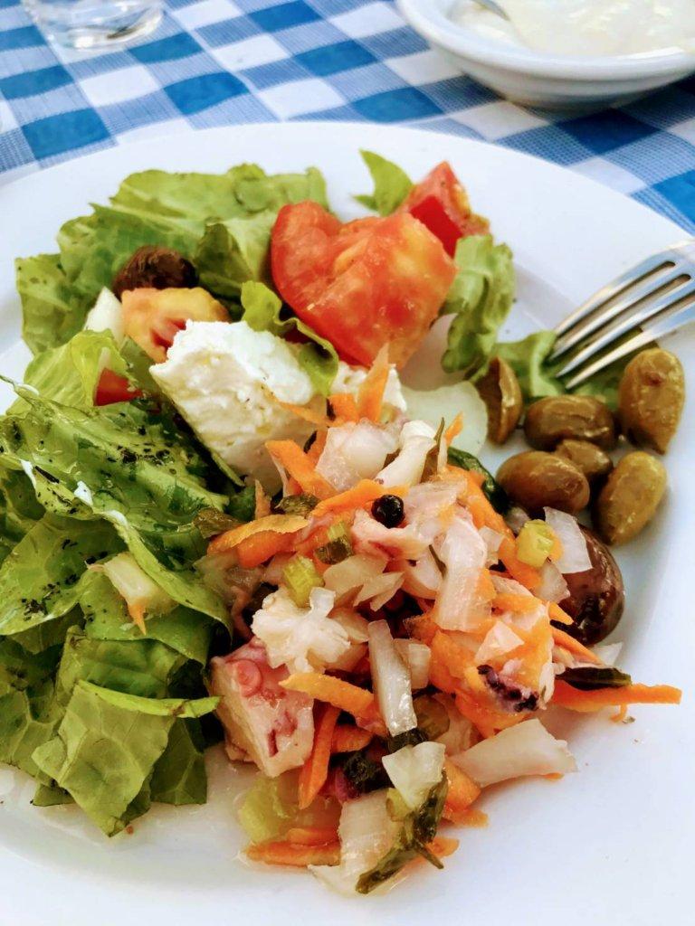 キプロス島 レストラン