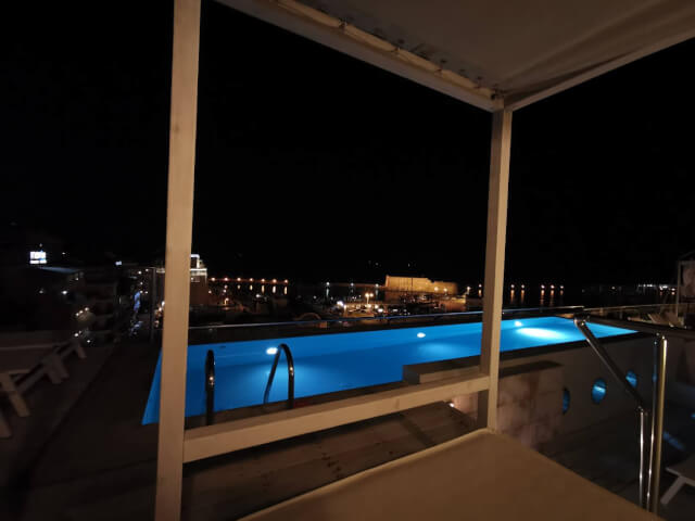 クレタ島 メガロンホテル