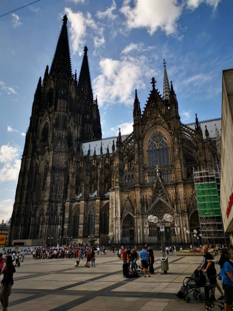 ドイツ ケルン大聖堂